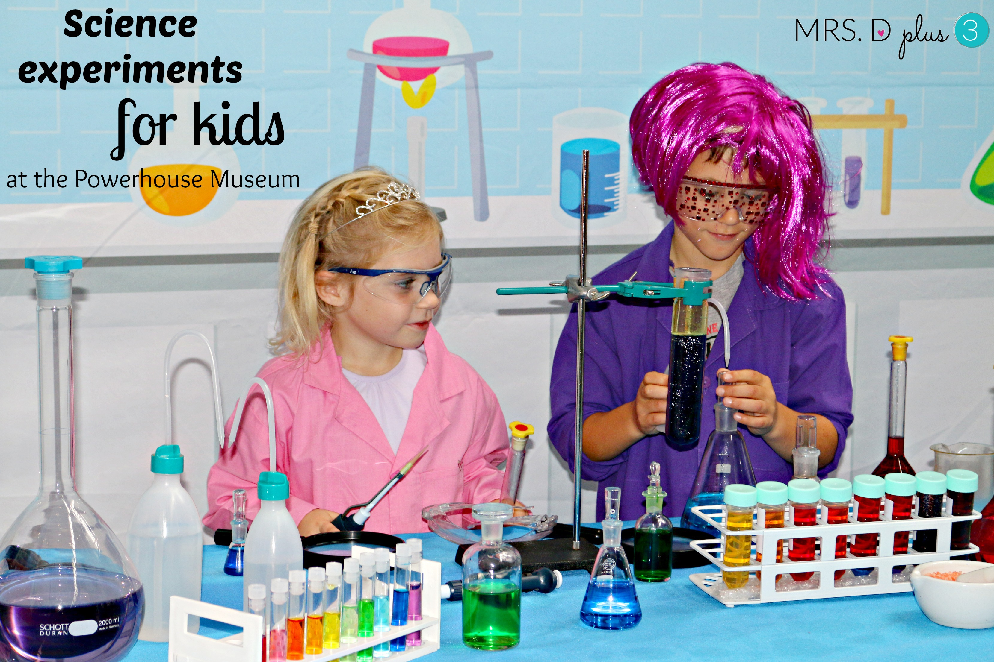 science experiment Why not try a fun science experiment right now here's list of great science experiments with instructions that you can do right at home or at school.