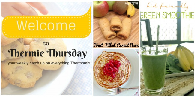Thermomix Thursday #4  The breakfast edition