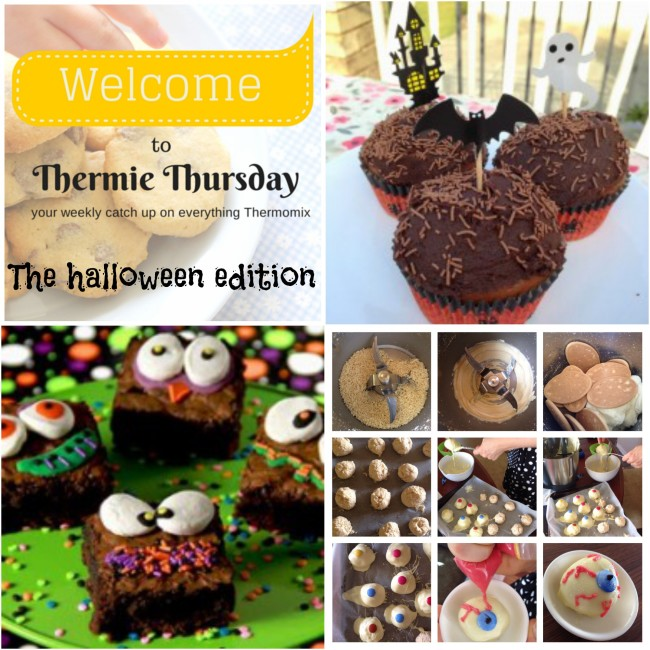 thermie thursday halloween edition