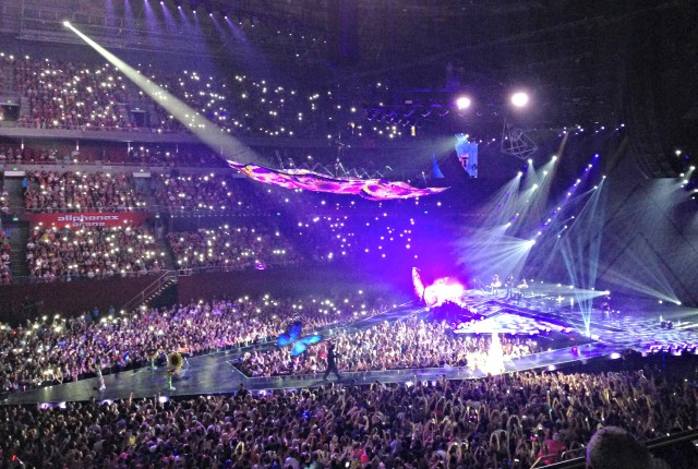 Katy perry prismatic tour sydney