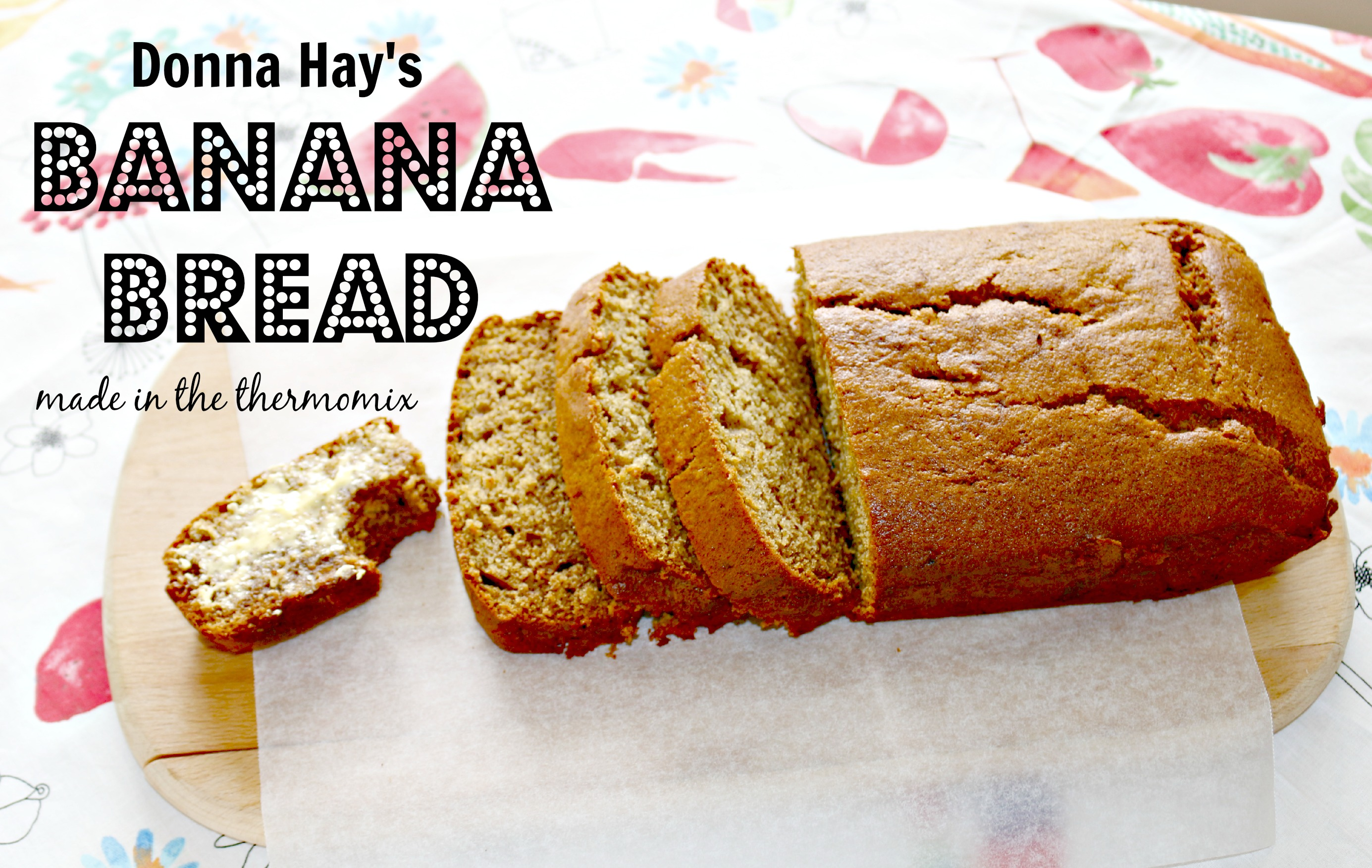 Donna hays banana bread converted for the thermomix forumfinder Choice Image