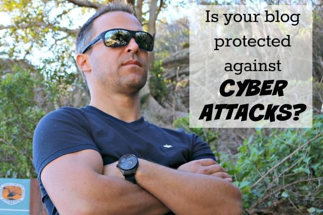 is your blog protected against cyber attacks