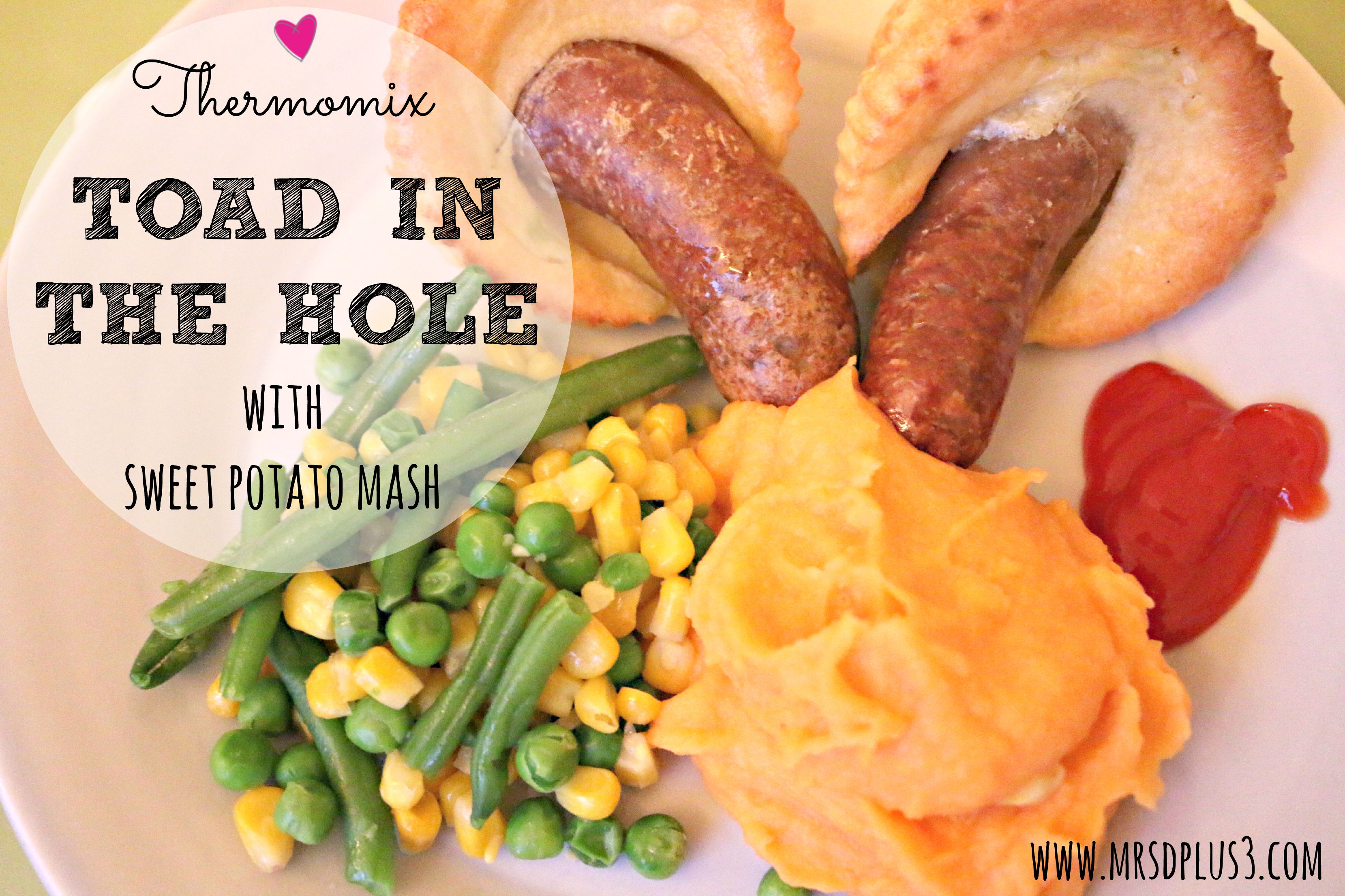 Mini toad in the hole (thermomix)