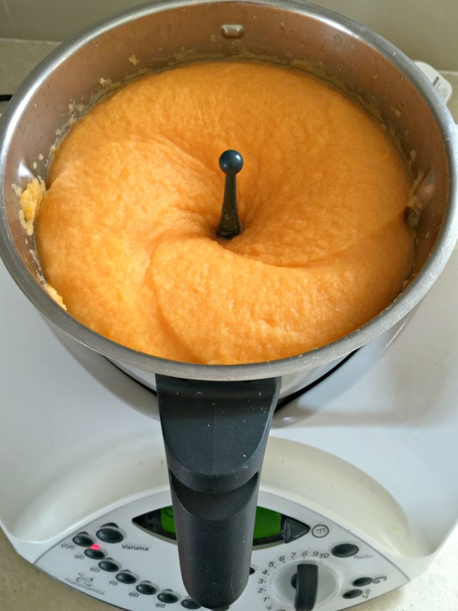 thermomix toad in the hole with sweet potato mash