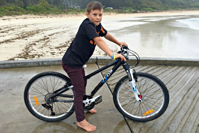 ByK kids mountain bike review