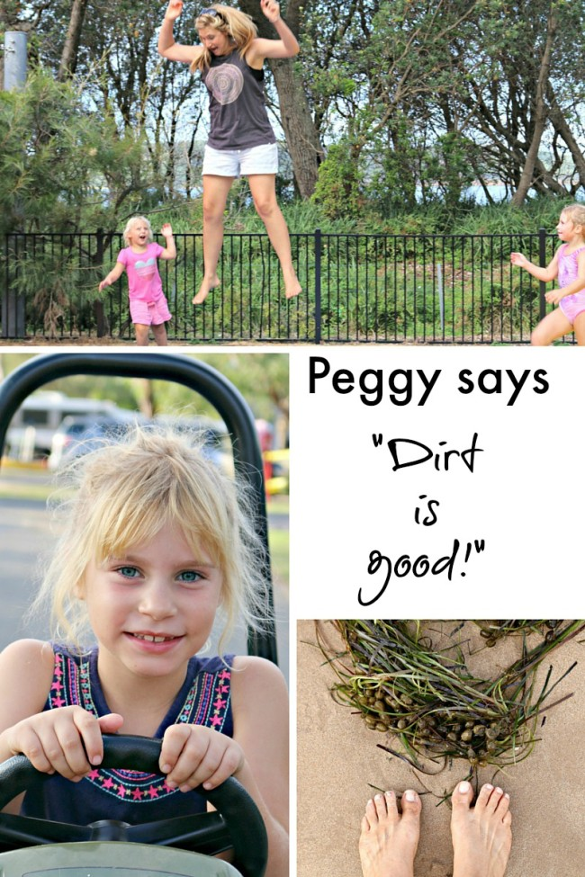 Peggy - Dirt is good 7