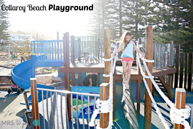 Collaroy Beach playground 1
