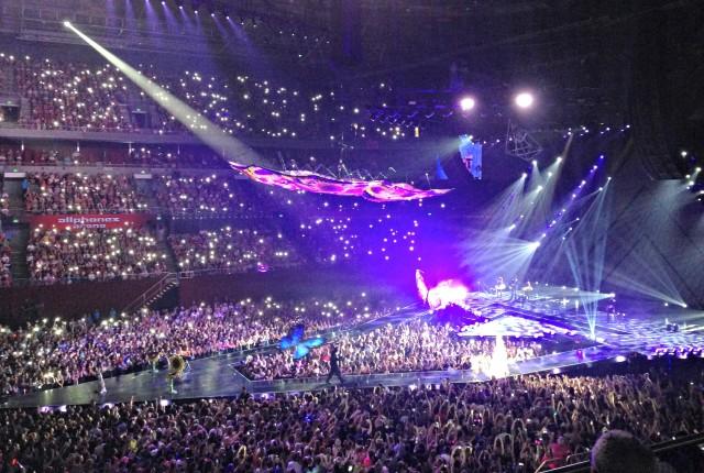 Katy perry prismatic tour sydney
