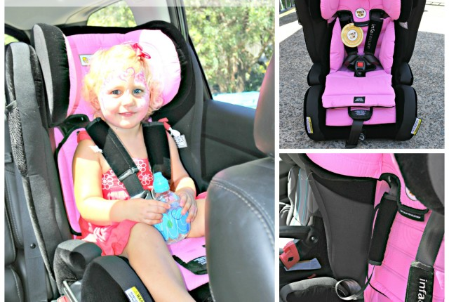 Infasecure Evolve Caprice carseat review 2015
