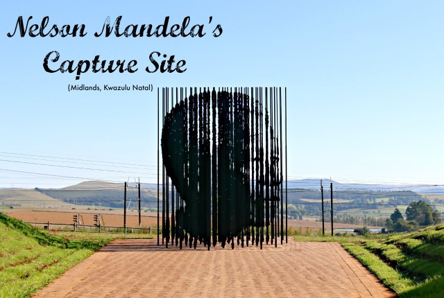 Nelson Mandela's capture site
