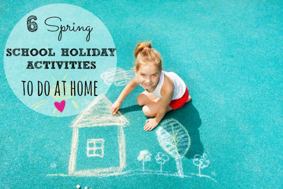 kids activitites in the spring school holidays 1